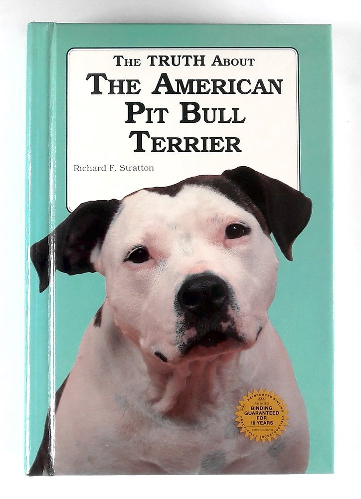 Livro de Richard Stratton - The Truth about the American Pit Bull Terrier