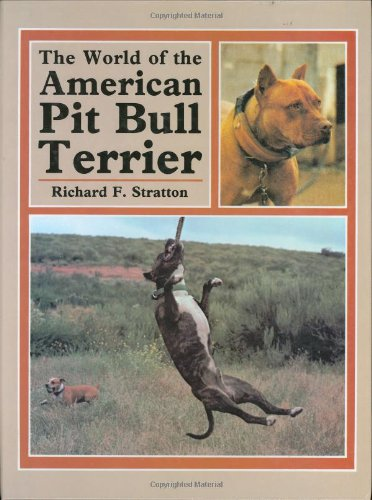 Livro do Richard Stratton - The World of the American Pit Bull Terrier