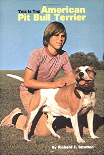 Livro do Richard Stratton - this is the american pit bull terrier