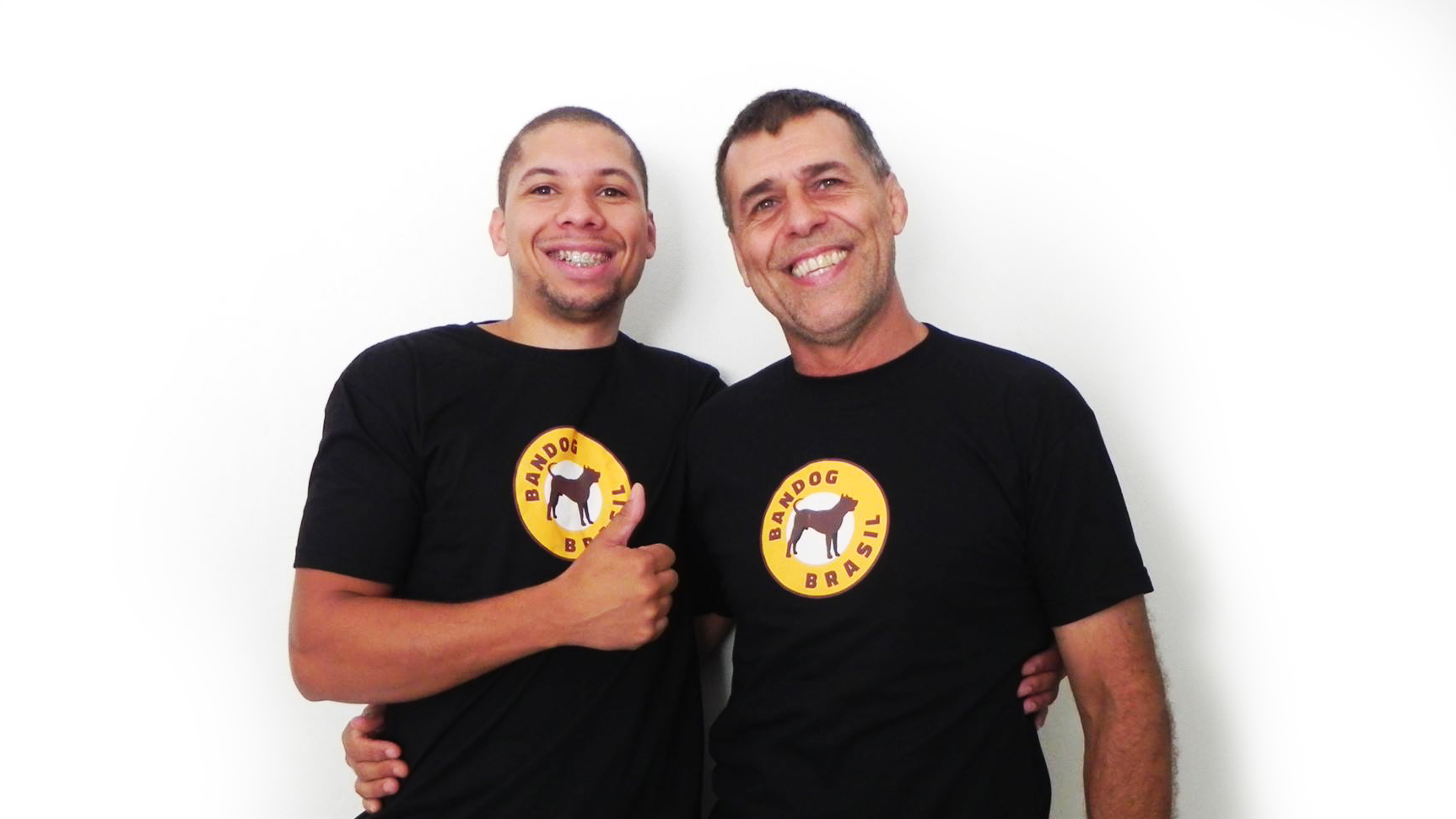 Cleyson Velasques e Jairo Teixeira